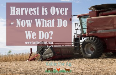Harvest is Over