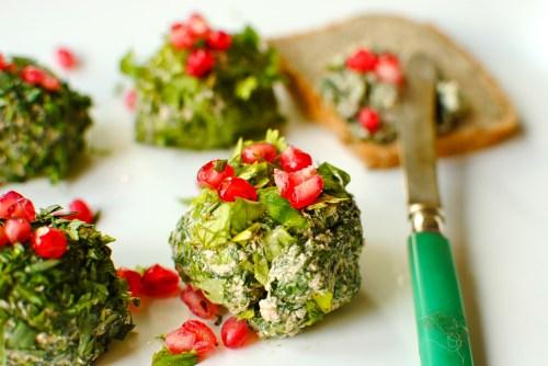 spinach pkhali