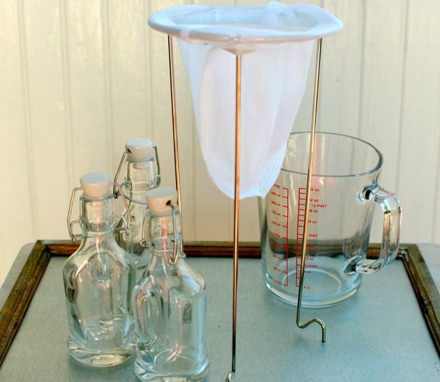 fruit vinegar equipment