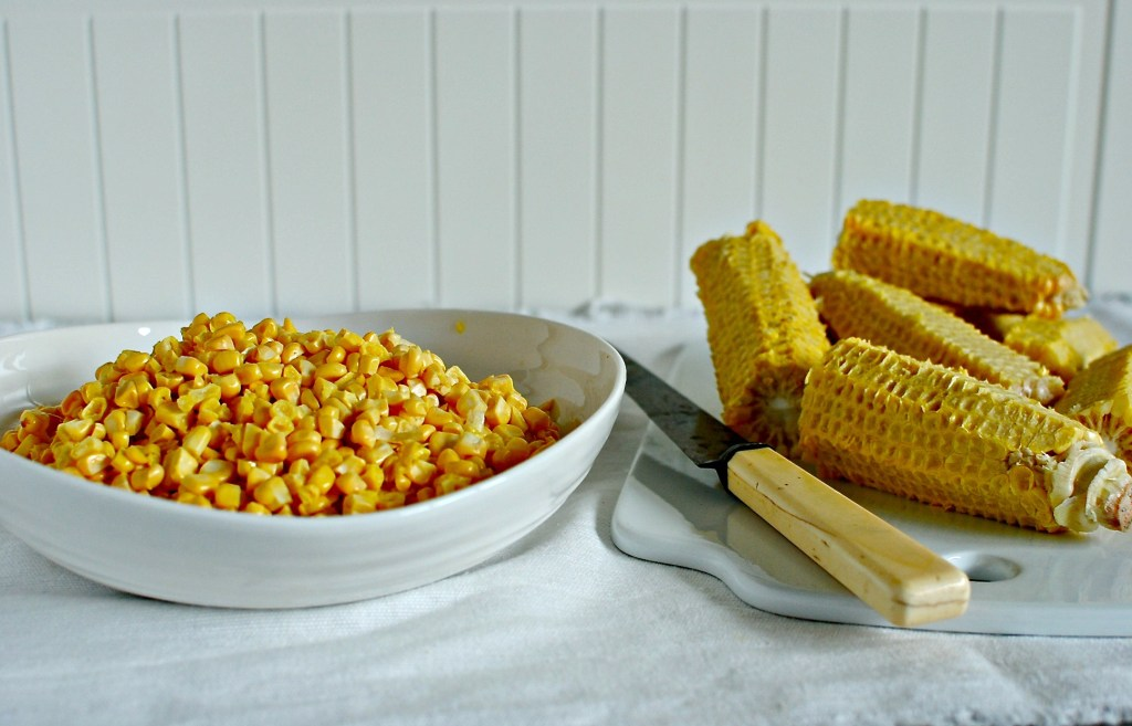 sweetcorn by food to glow