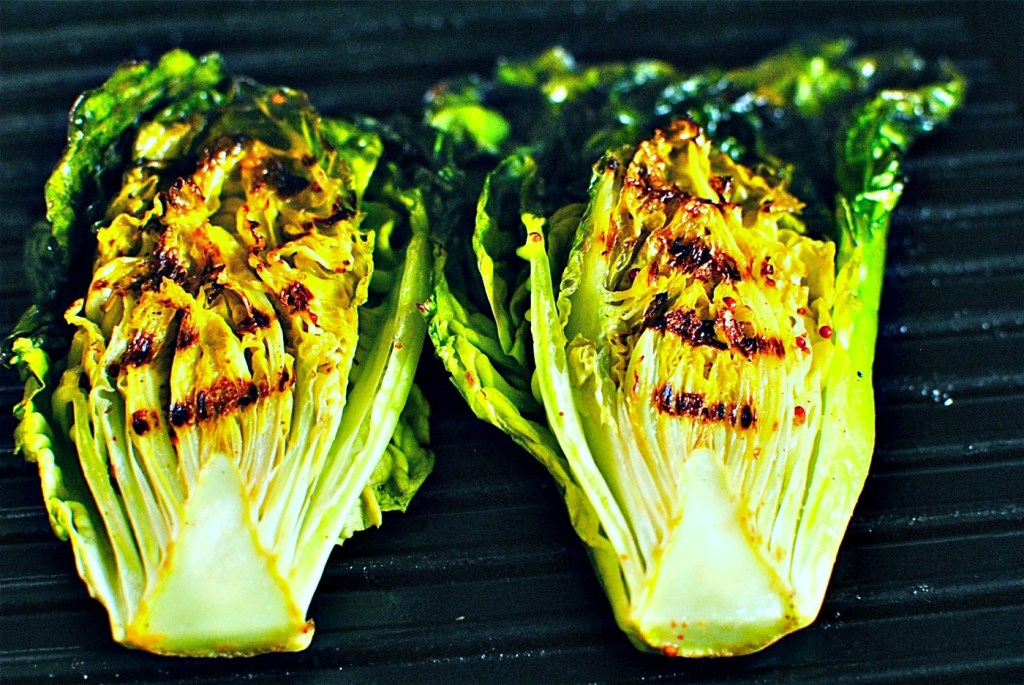 griddled-lettuce by food to glow