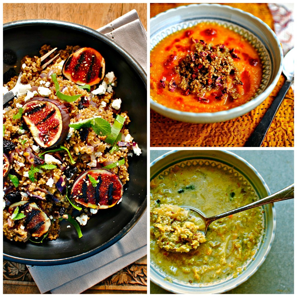 freekeh-recipe-collage by food to glow
