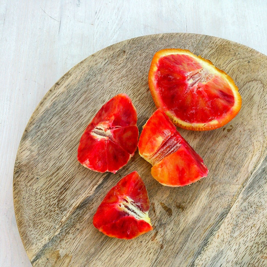 frozen-blood-orange // food to glow