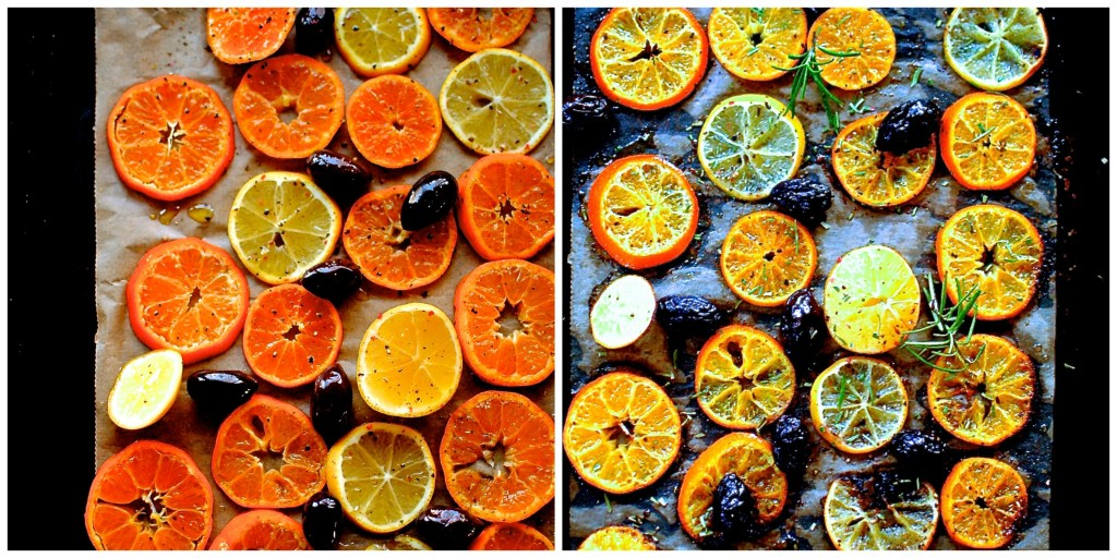 roasgted-citrus-collage by food to glow