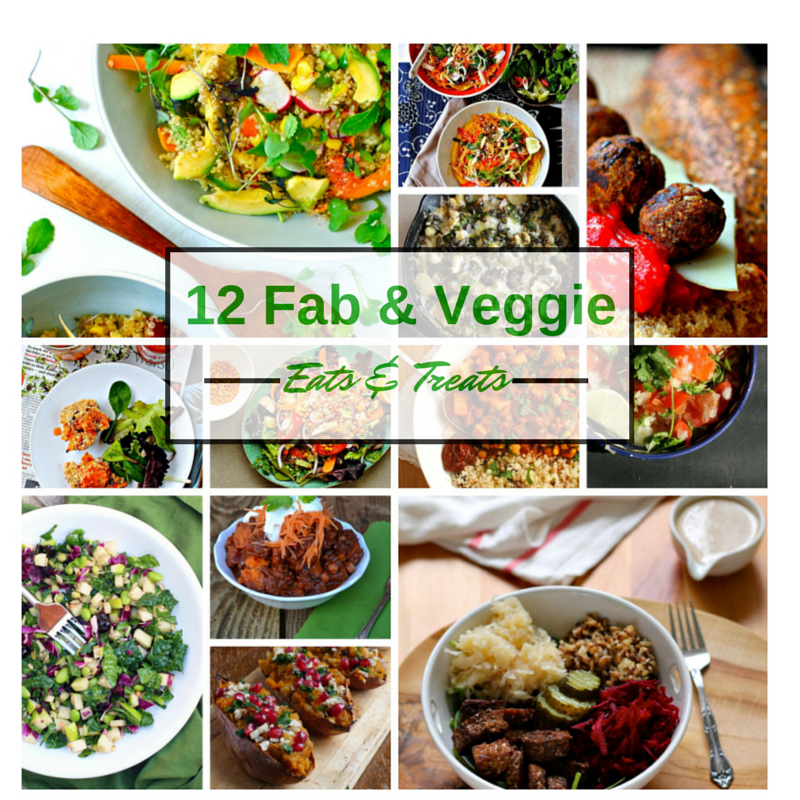 12-Fab-and-Veggie-Recipes-To-Try Food To Glow