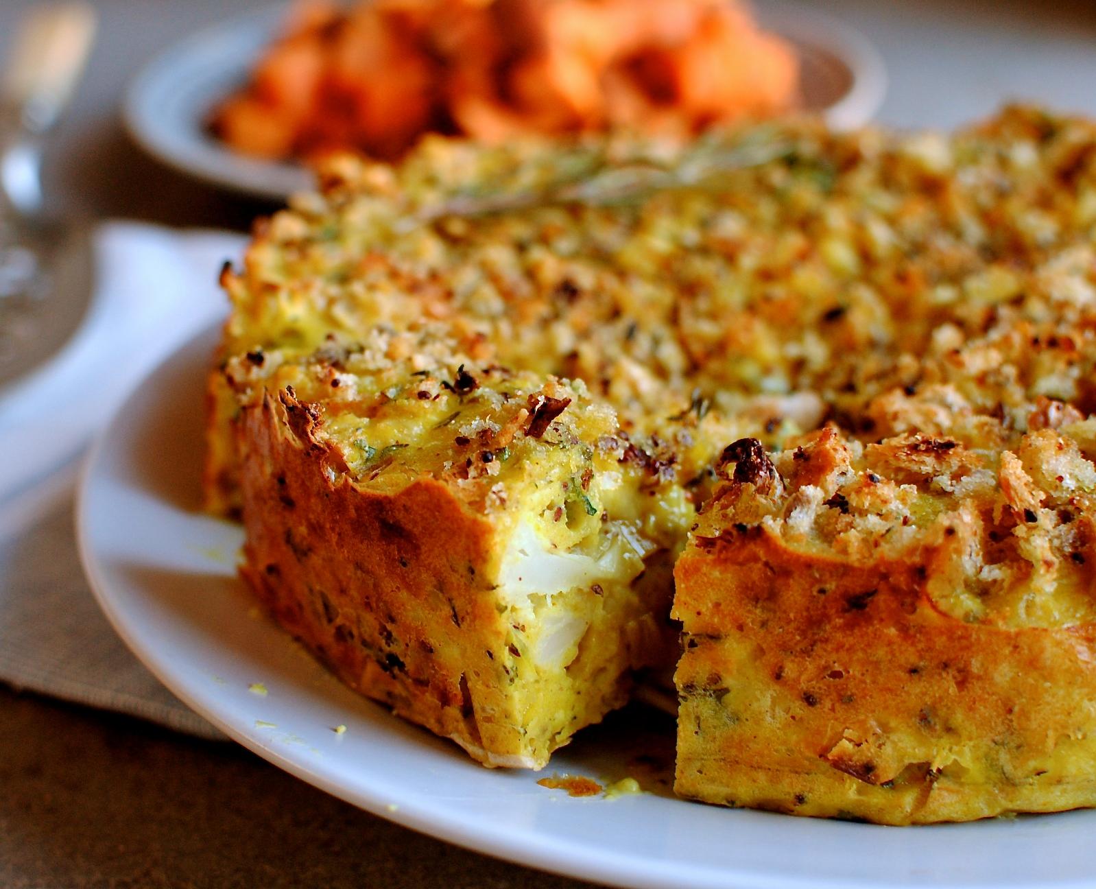 Vegetarian Carrot Cheese Cake Recipes