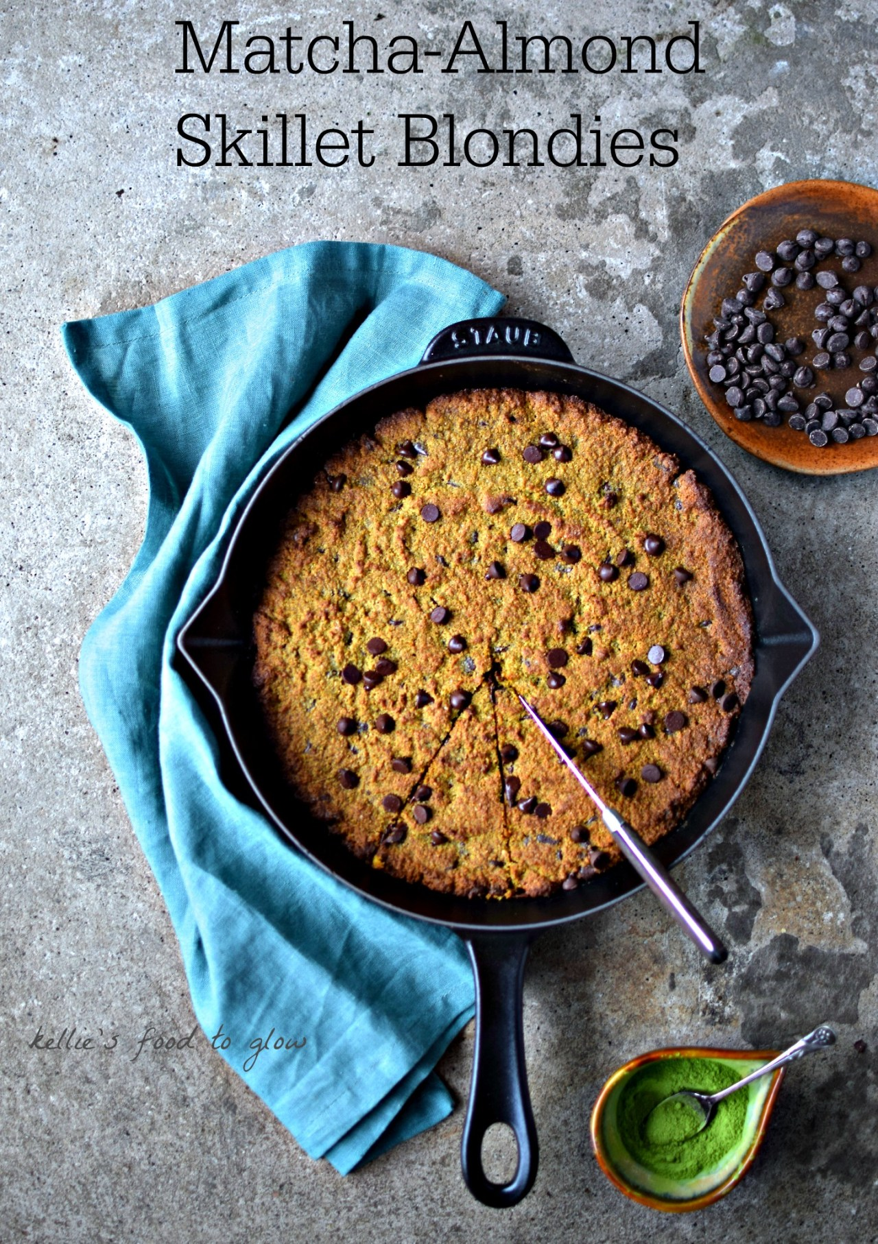 Naturally gluten-free and as near-as-damn-it to a healthy but actually nice tasting, and not entirely made of coconuts, avocados and dates blondie as one could possibly make. Indeed, they have passed the all-important kid and pensioner test. You are welcome.