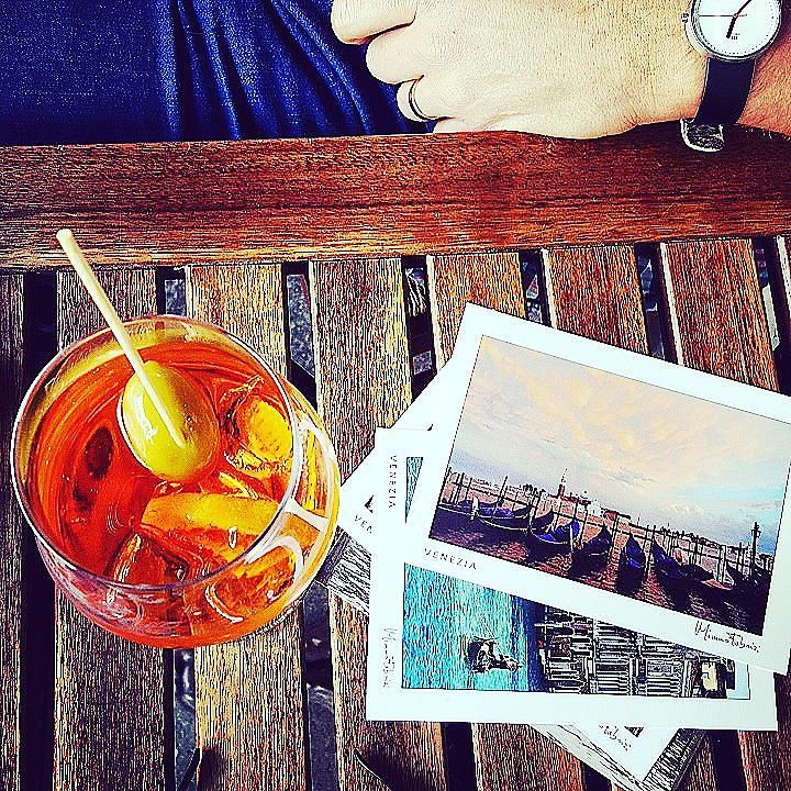 Aperol Spritz time! (My Instagram, @food_to_glow)