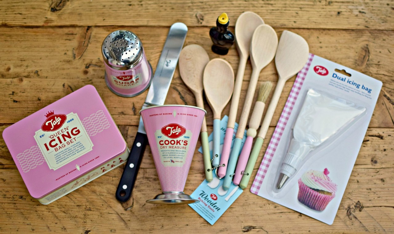 tala baking equipment from debenhams