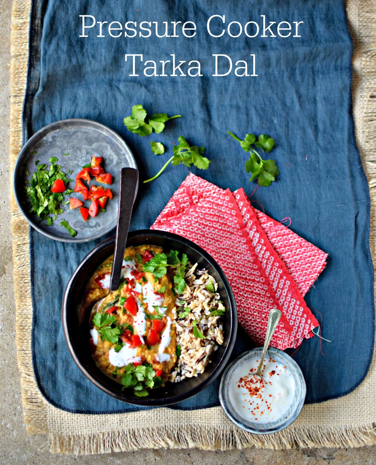 If you are craving dal but time is tight, use your pressure cooker to make Food To Glow's healthy, flavour-jammed tarka dal in less than 20 minutes. Yes, 20 minutes. Vegan Indian food made easy and family-friendly. You will also find a top tip for getting the most nutrition from turmeric.