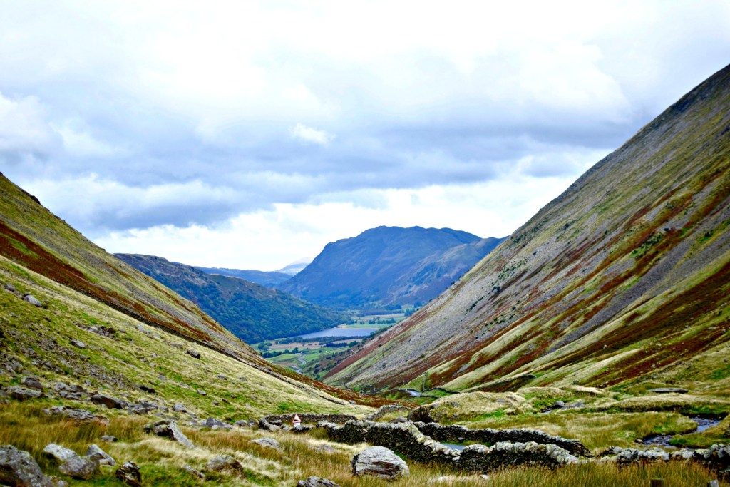Exploring The Lake District, Cumbria, England. Travel and food