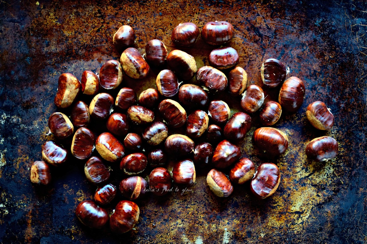 chestnuts for roasting