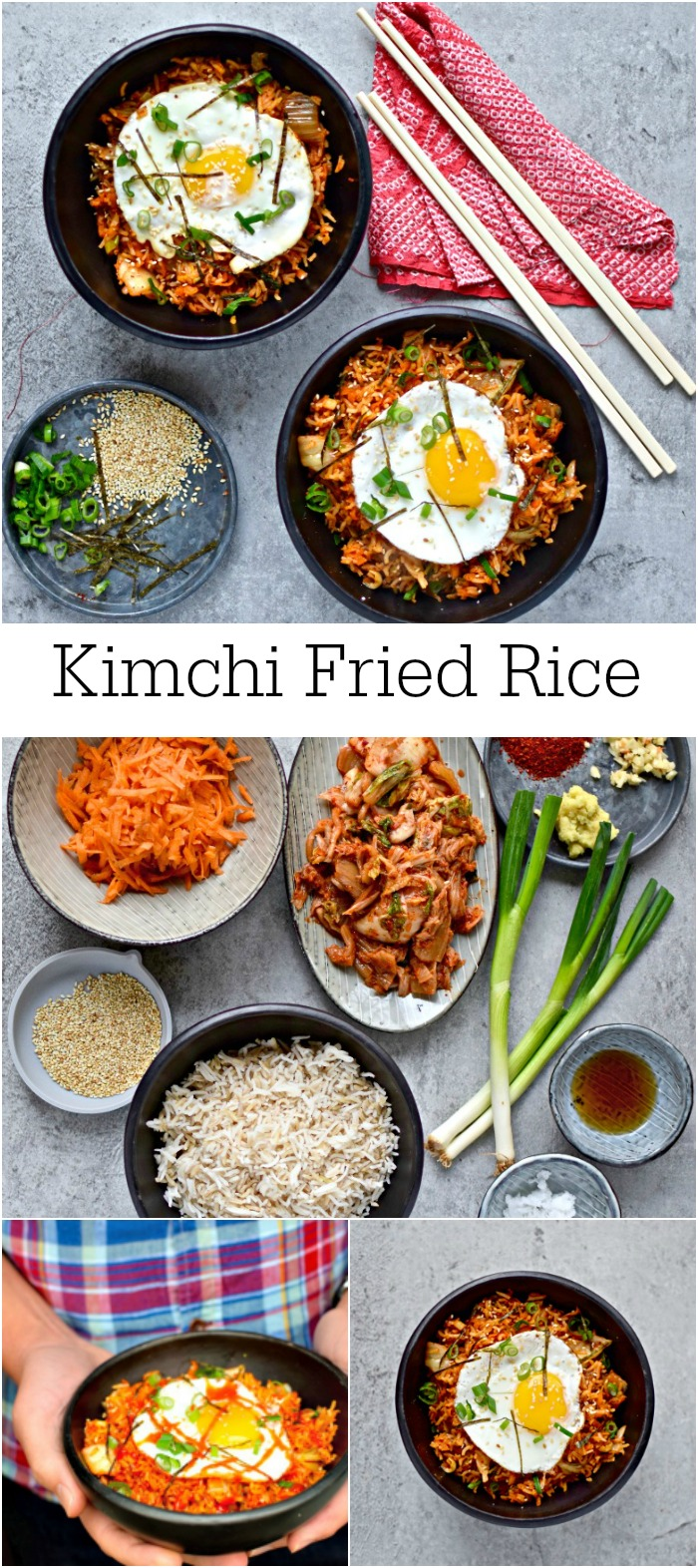 An easy, vegetarian and family-friendly introduction to fermented superfood, kimchi.