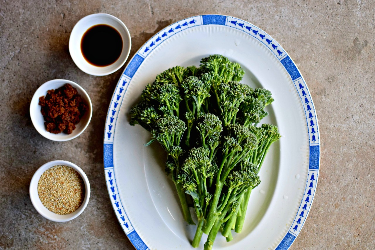 Try Japanese-style Tenderstem ® with Toasted Sweet Sesame Sauce for a quick and easy side dish. It's a nutritious and delicious accompaniment to any Far East Asian meal, grilled fish or chicken. Or add in baked tofu pieces or cooked seafood for a simple supper.