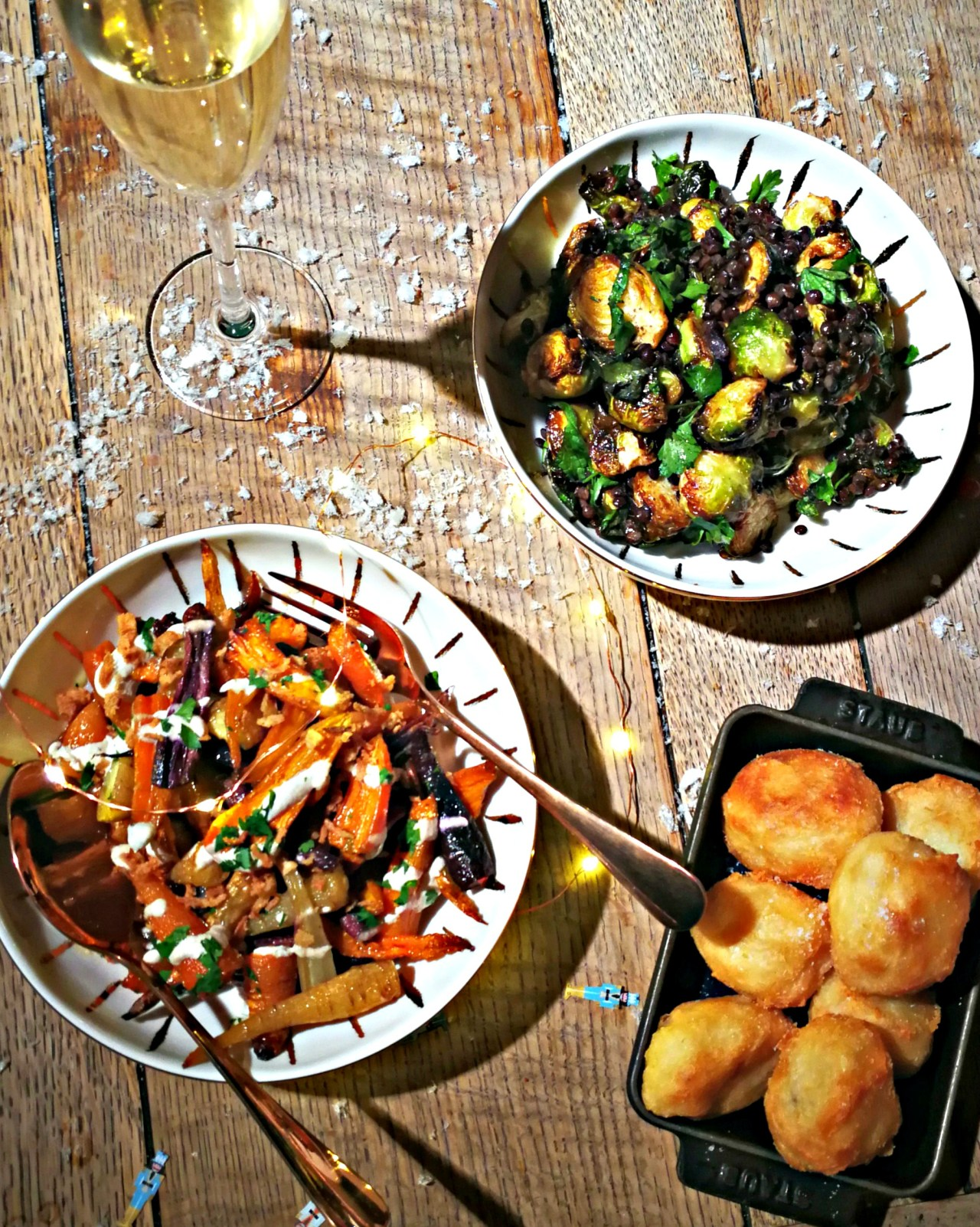 side dishes at waitrose christmas supper club