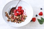 low carb granola