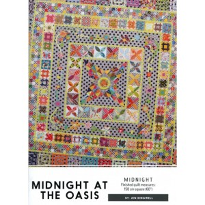 Midnight at the Oasis by Jen Kingwell