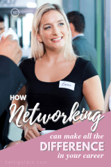 networking pin image - how networking can make all the difference to your career