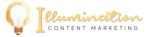 website logo for Illumination Content Marketing