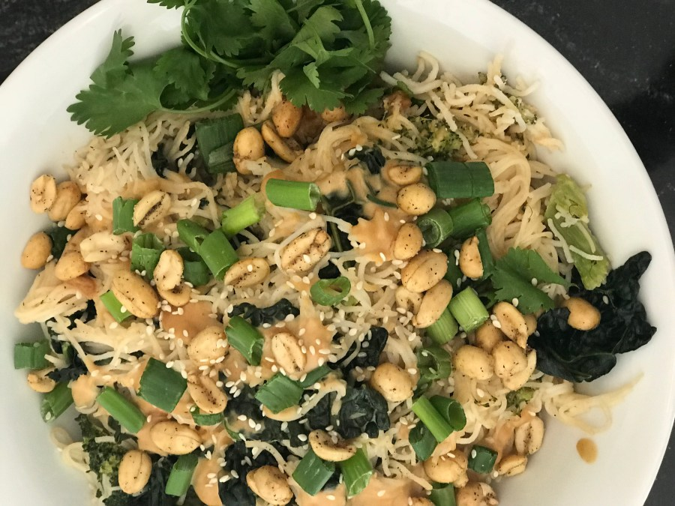 Asian Noodle Pasta Salad