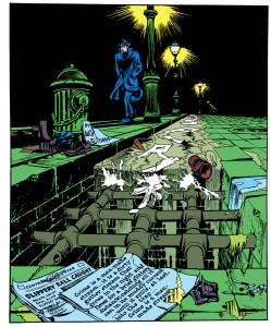 "Will Eisner's The Spirit was the  ""Citizen Kane"" of comics and an inspiration for generations of noir fans."
