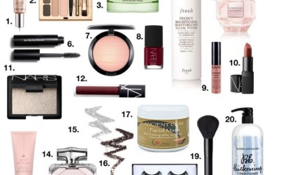 HOLIDAY GIFT GUIDE #2 – BEAUTY BUNDLE
