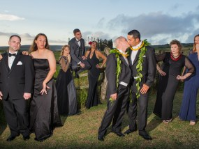 Gay Wedding in Hawaii