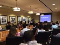 Houston Info Session