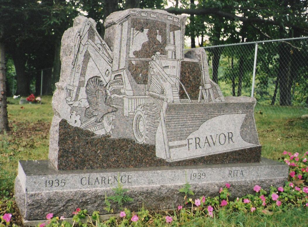Specialty Uprights Kellogg Memorials
