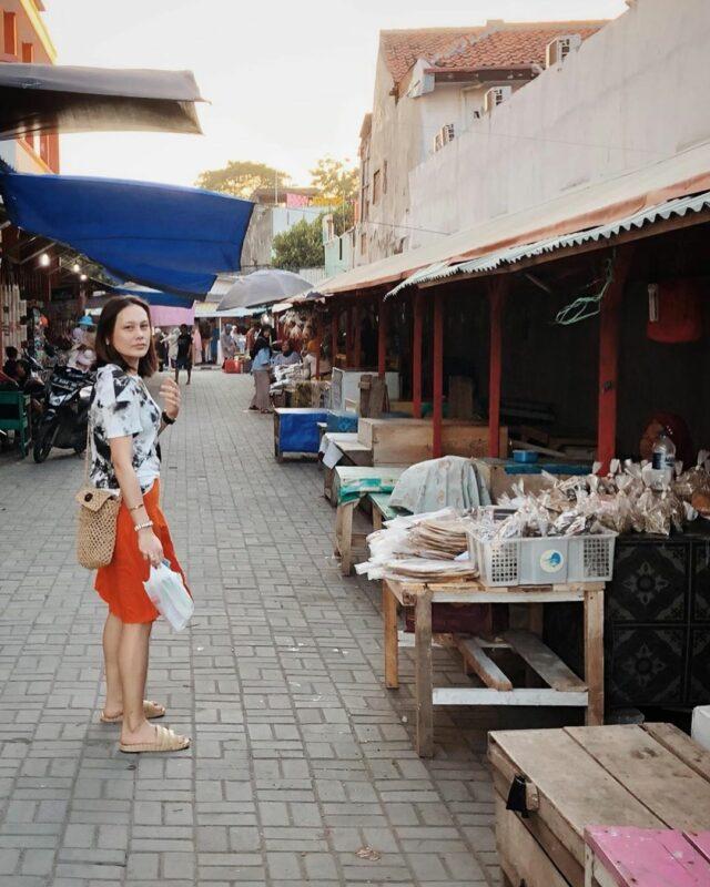 Berkunjung ke Pasar Ikan