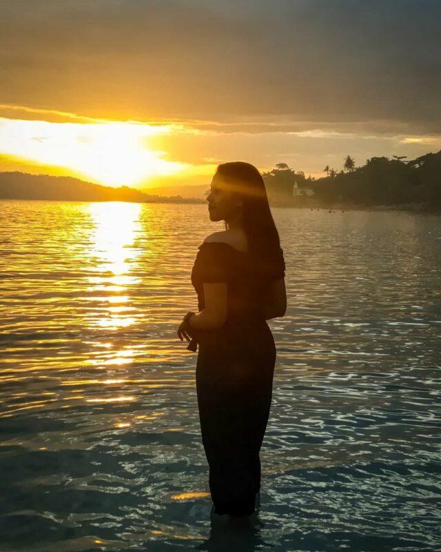 sunset Pantai Natsepa