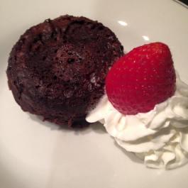 Chocolate Mug Cake (2.5 syns). Recipe: https://kellsslimmingworldadventure.wordpress.com/2016/03/05/recipe-chocolate-mug-cake/