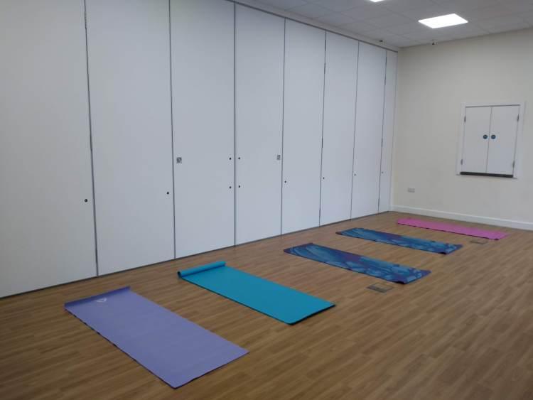 yoga in cullingworth