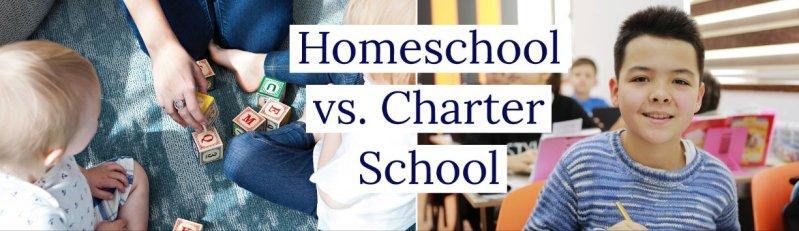 Homeschool vs. Charter School