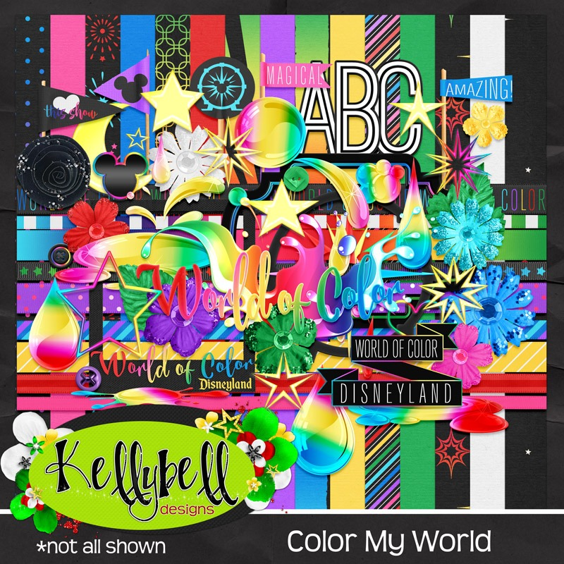 Color My World – Kellybell Designs