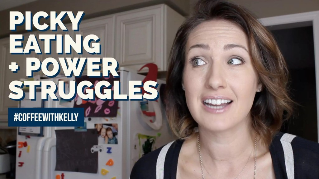 Picky Eating + Power Struggles