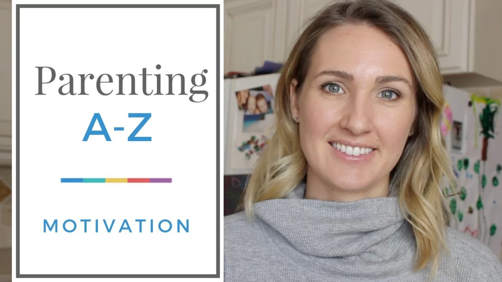 3 Keys to Increasing Your Kids' Motivation | Parenting A to Z