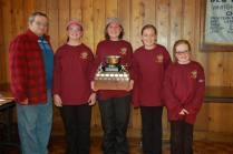 The 2015 Hogline Little Rocks Championship! OVCA Championship Winners