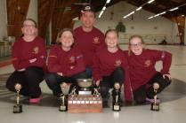 OVCA Championship Winners 2015