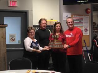 "The Gamble - ""B"" Side Winner - Morrisburg Curling Clubs"