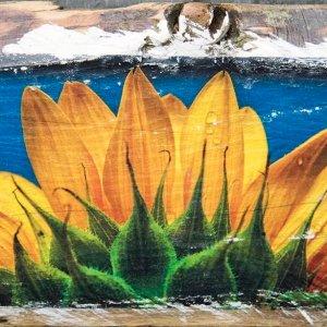 Sunflower Sunrise Wall Decor