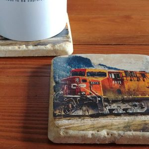 North Bend Train Coaster