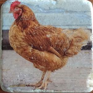 Coaster of Cape Breton Chicken