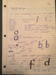 Some initial notes during Prof. Inciong's lecture