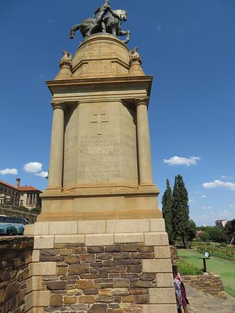 Delville Wood WW1 Memorial Replica