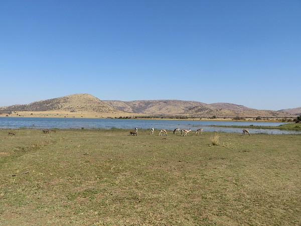 Mankwe Dam