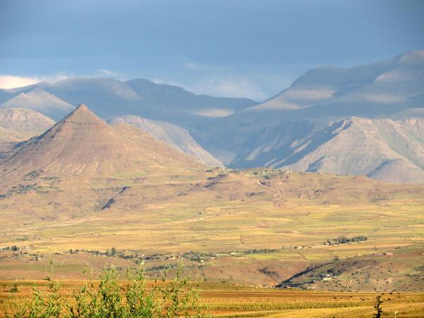 Goodbye Lesotho