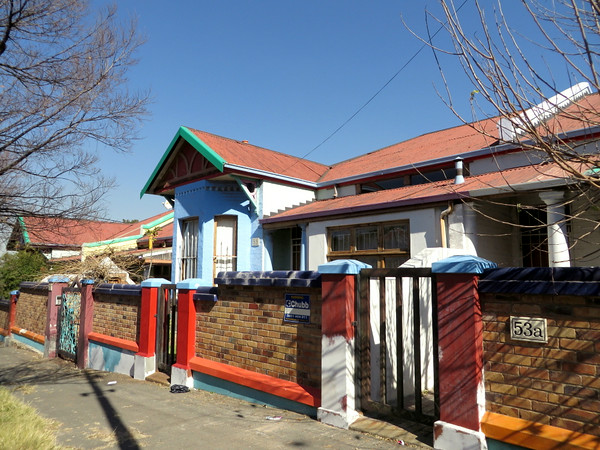 Jeppestown Homes