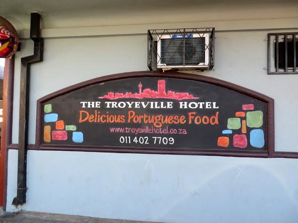 Troyeville Hotel