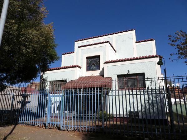 First Spiritualist Church